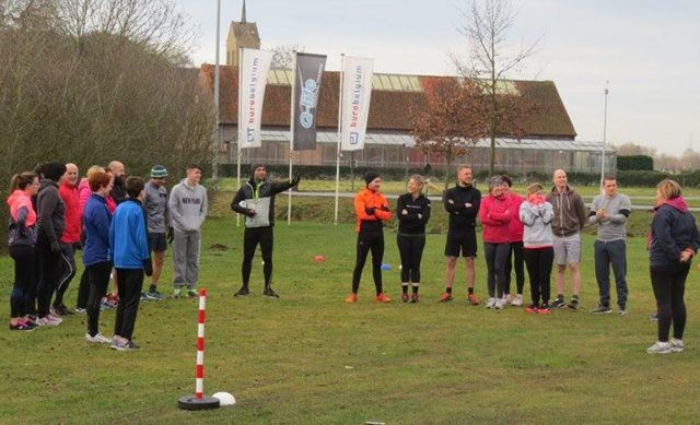 Outdoor bootcamp 29/04