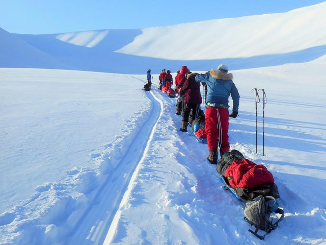 "Infosessie ""mini expeditie Spitsbergen"""