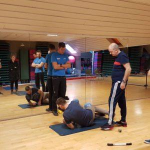 Performance Training Contineum
