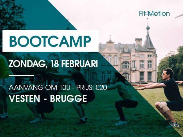 Bootcamp op zondag 18 februari