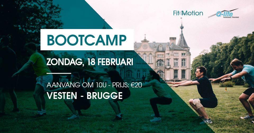 Bootcamp zondag 18 februari 2018