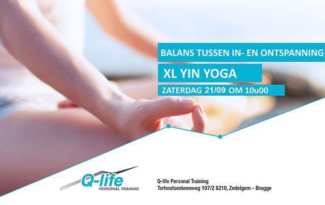 XL intro workshop hatha – yin yoga