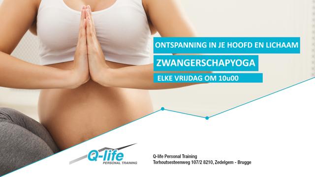 Nieuw: Zwangerschapyoga